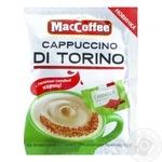 MacCoffee 3in1 Cappuccino Di Torino Coffee Drink with Cinnamon 25g