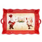 Блюдо Lefard Санта для запекания 30х18х6см