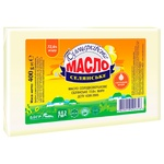 Масло Білоцерківське Селянське солодковершкове 72,6% 400г