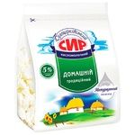 Bilotserkivskyi Homemade Curd 5% 350g