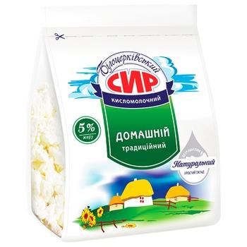 Творог Белоцерковский Домашний 5% 350г