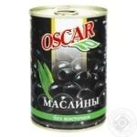 Oscar Boneless Black Olives - buy, prices for Novus - image 1