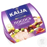 Kaija Salmon with Vegetables in Spicy Sauce 220g