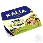 Тунец Kaija Italiano с овощами 185г - купить, цены на СитиМаркет - фото 1