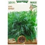 Seeds of Ukraine MAXI Bouquet Dill Seeds 10g
