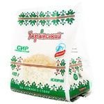 Сир кисломолочний Український нежирний 400г