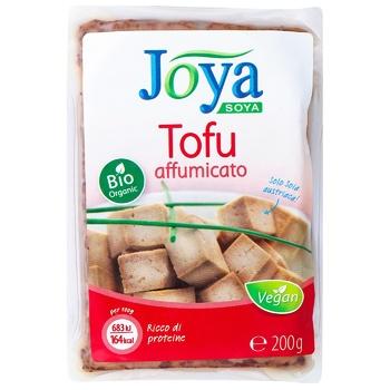 Сыр соевый Джоя Тофу в маринаде копченый 250г