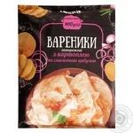 Вареники картопля/смаж.цибуля LASKA 900г