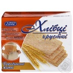 Хлебцы Хлебцы-Удальцы Бородинские ржаные 100г