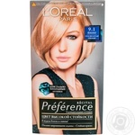 L'oreal Recital Preference №9.1 Hair Dye