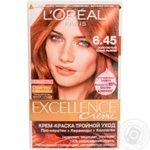 Color Loreal paris Excellence for hair