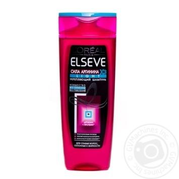Shampoo Elseve for hair 400ml