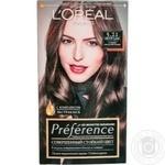 Фарба для волосся L'Oreal Paris Preference 5.21 шт