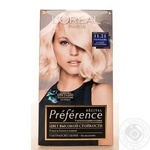 Color L'oreal Preference for hair