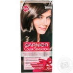 Фарба для волосся Garnier Color sensation №3.0 королівська кава 1шт