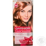 Color Garnier Sensation golden brown for hair