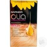 Крем-фарба Гарньер золотий блонд для волосся