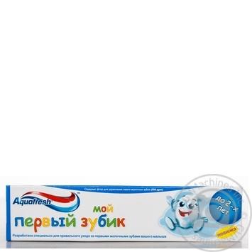 Зубна паста Aquafresh Мої Перші Зубки 50мл
