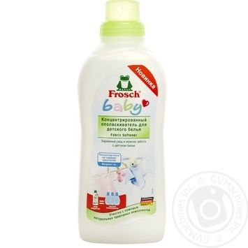 Frosch Linen rinse Child 750ml - buy, prices for Novus - image 1