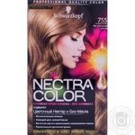 Фарба для волосся Nectra Color 755 Натуральний русявий
