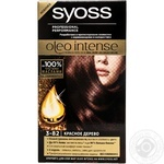 Color Syoss mahogany ammonia free for hair