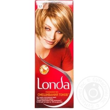 Крем-краска для волос Londa Технология смешивания тонов №17 Светло-русый