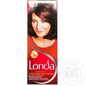 Фарба для волосся Londa Trend Сolor 42 Червоно-Коричневий - купить, цены на Novus - фото 1