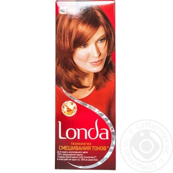 Londa Copper Titian №46 For Hair Color