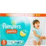 Трусики Pampers Pants Junior 5 12-18кг 96шт