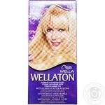 Color Wellaton light blond for hair