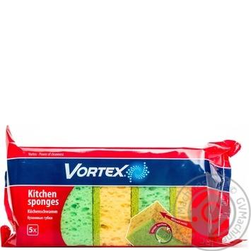 Vortex Kitchen Sponge 5pcs
