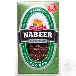 Лосось Пивной NABEER филе-соломка солено-сушеная 100г Украина