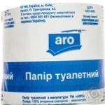 Туалетная бумага Аро 8шт