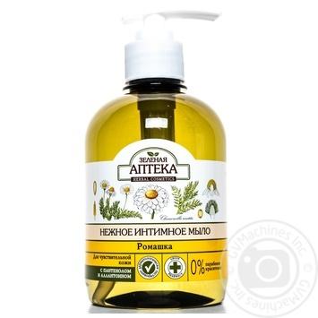 Feminine wash Zelenaya apteka Camomile 370ml Ukraine - buy, prices for Novus - image 5
