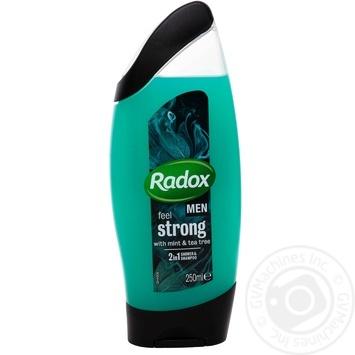 Скидка на Radox Гель для душа Почувствуй гармонию 250мл