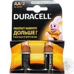 Батарейка Durasell AA MN 1500 ST10*10 Procell