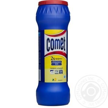 Порошок Comet Лимон Двойной эффект чистящий универсальный 475г