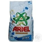 Laundry detergent powder Ariel 2in1 Lenor Effect 6000g