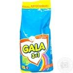 Стиральный порошок Gala Яркие цвета автомат 9кг