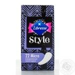 Libresse Style Micro For Women Daily Pads