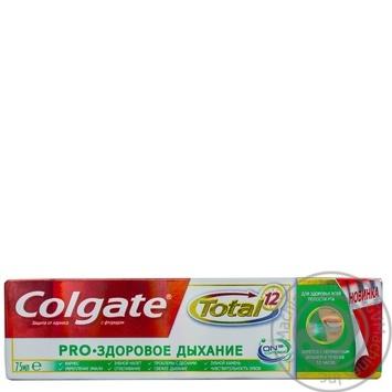 Скидка на ЗУБНА ПАСТА COLG ЗД.ПОДИХ 75