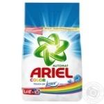 Стиральный порошок Ariel автомат для цветного с эффектом Lenor 5,4кг