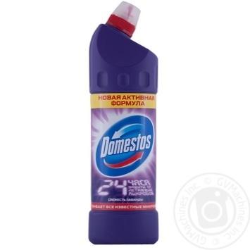 Чистящее средство Domestos Свежесть лаванды универсальное 1л