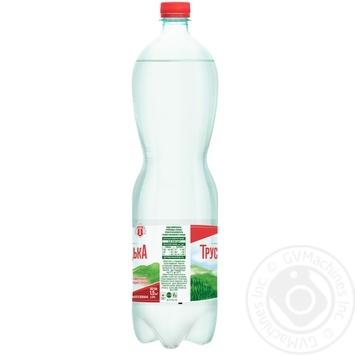 Мінеральна вода Трускавецька сильногазована 1,5л - купити, ціни на Novus - фото 3