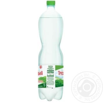 Truskavetska Natural Lightly Carbonated Mineral Water - buy, prices for Novus - image 3