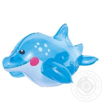 Игрушки Bestway Водные Жители надувные детские в ассортименте - купить, цены на Фуршет - фото 4