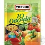 Приправа универсальная Торчин 10 овощей 60г
