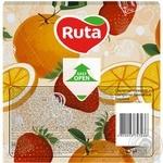 Салфетки Ruta Art Кухня Микс двухслойные 33х33см 20шт в ассортименте - купить, цены на ЕКО Маркет - фото 5