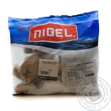 Fish hake pieces for frying - buy, prices for Novus - image 1