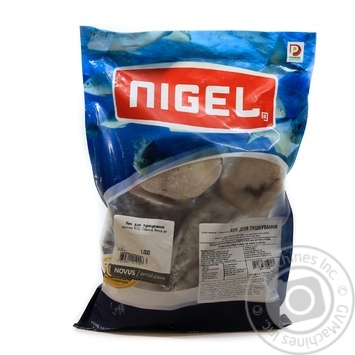 Fish hake Nigel pieces for braising - buy, prices for Novus - image 1